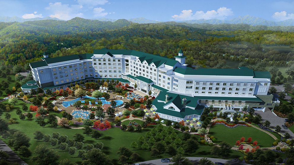 New Dollywood Resort Planned Abc News