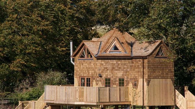 5 Treehouse Vacation Rentals Abc News