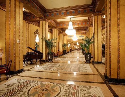 World S Most Lavish Hotel Lobbies Picture Photos World