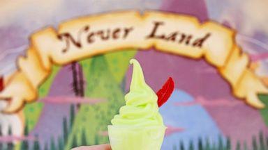 Peter Pan floats have landed at Walt Disney World