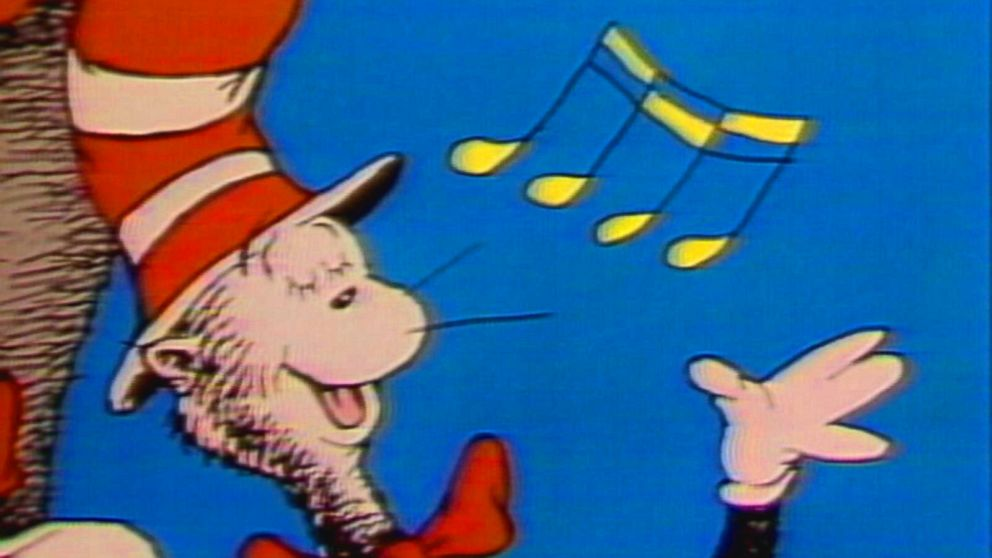 Dr Seuss Born March 2 1904 Tbt Video Abc News