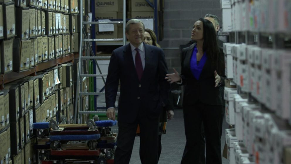 Tour The Madoff Museum Of Evidence Video Abc News
