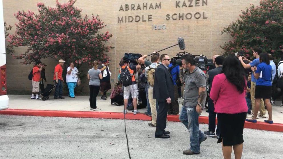 San Antonio Braces For Hurricane Harvey Video Abc News