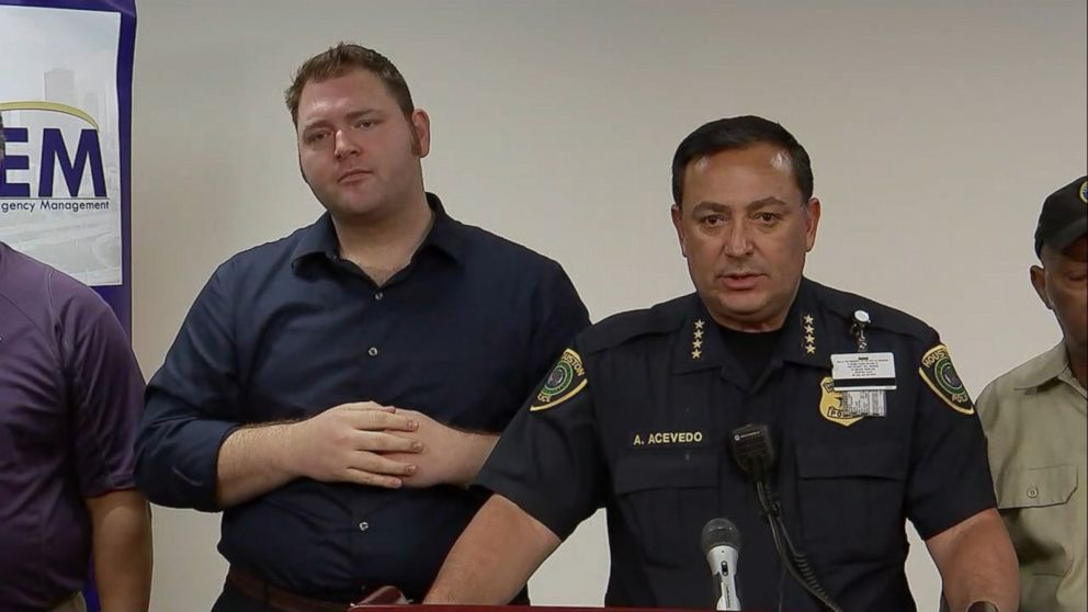 fox13now.com Houston police chief warns potential criminals if they try to  loot wake of Hurricane Harvey Video 9864f6bfb