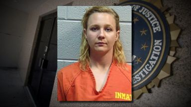 NSA leaker smuggled classified docs in her pantyhose