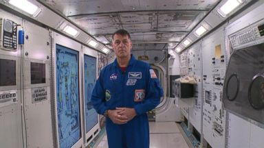 Inside look at how astronauts prepare for life in space