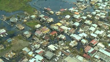 FEMA to end Puerto Rico's emergency food and water aid