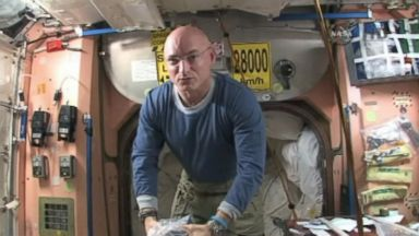 Astronaut's DNA is different after space travel, NASA finds