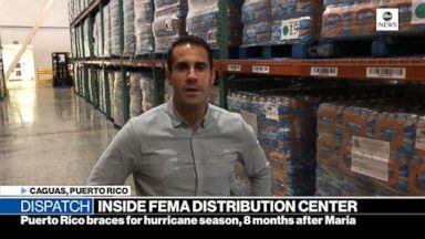 FEMA prepares for the start of hurricane season