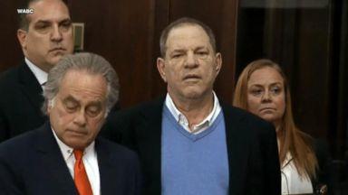 Harvey Weinstein indicted in New York rape case