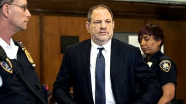 New charges filed against Harvey Weinstein