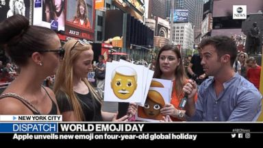 Apple unveils emoji on World Emoji Day