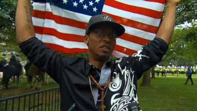 Black man defends participation at Unite the Right rally