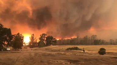 Firefighter's death in Mendocino Complex blaze is 6th this fire season