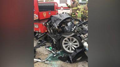 Utah Tesla driver in firetruck crash sues carmaker