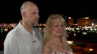 Las Vegas survivors to wed exactly 1 year after massacre