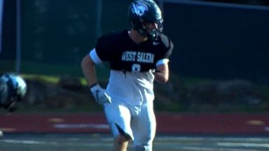 Football star with disability lands college scholarship