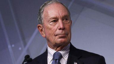Michael Bloomberg makes $1.8 billion donation to Johns Hopkins University