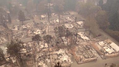 California wildfire relief continues with influx of volunteers, donations