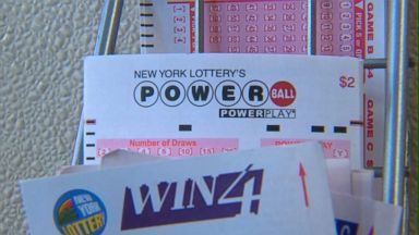Winning Powerball ticket sold at NYC gas station