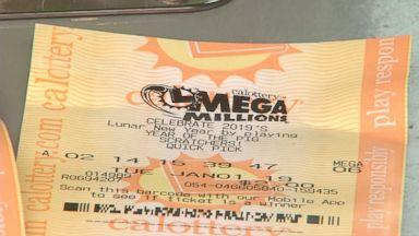 Single winner takes $425M Mega Millions jackpot