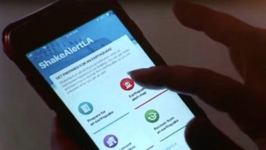 New app warns LA residents seconds before a massive earthquake strikes