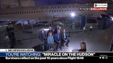 'Miracle on the Hudson' 10-year anniversary