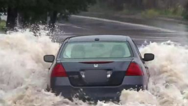 Severe storm underway as rain drenches Southern California