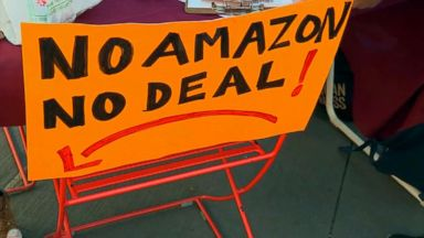 Amazon pulls out of New York headquarters plan