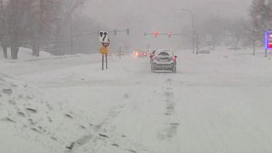 Massive winter storm hits Virginia