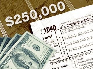 250k Taxes