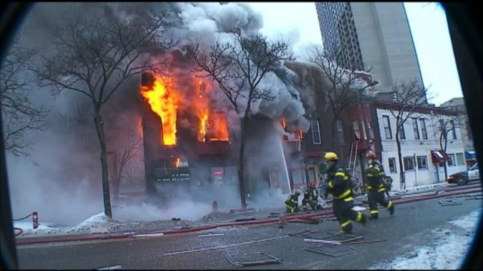 Explosion At Minneapolis Building Injures 14 Abc News