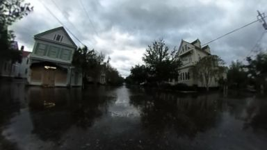 Take a 360 Tour of Charleston, SC, Before and After Hurricane Matthew
