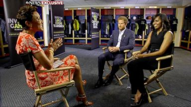 Prince Harry, Michelle Obama Give Behind-the-Scenes Account of Kensington Palace Dinner
