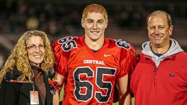 Parents of Penn State hazing victim lobby for stricter laws against dangerous hazing rituals