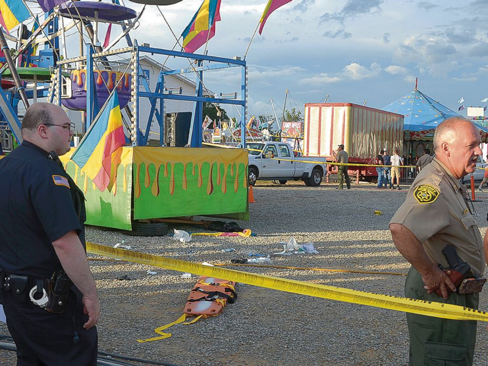 6-Year-Old Injured in Tennessee Ferris Wheel Accident ...