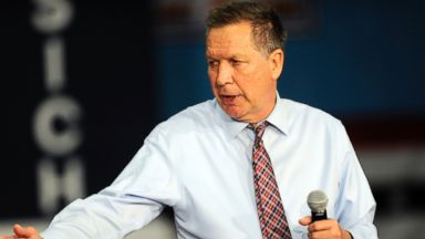 John Kasich Remains in Presidential Race After Asking 'Should I Keep Going?'