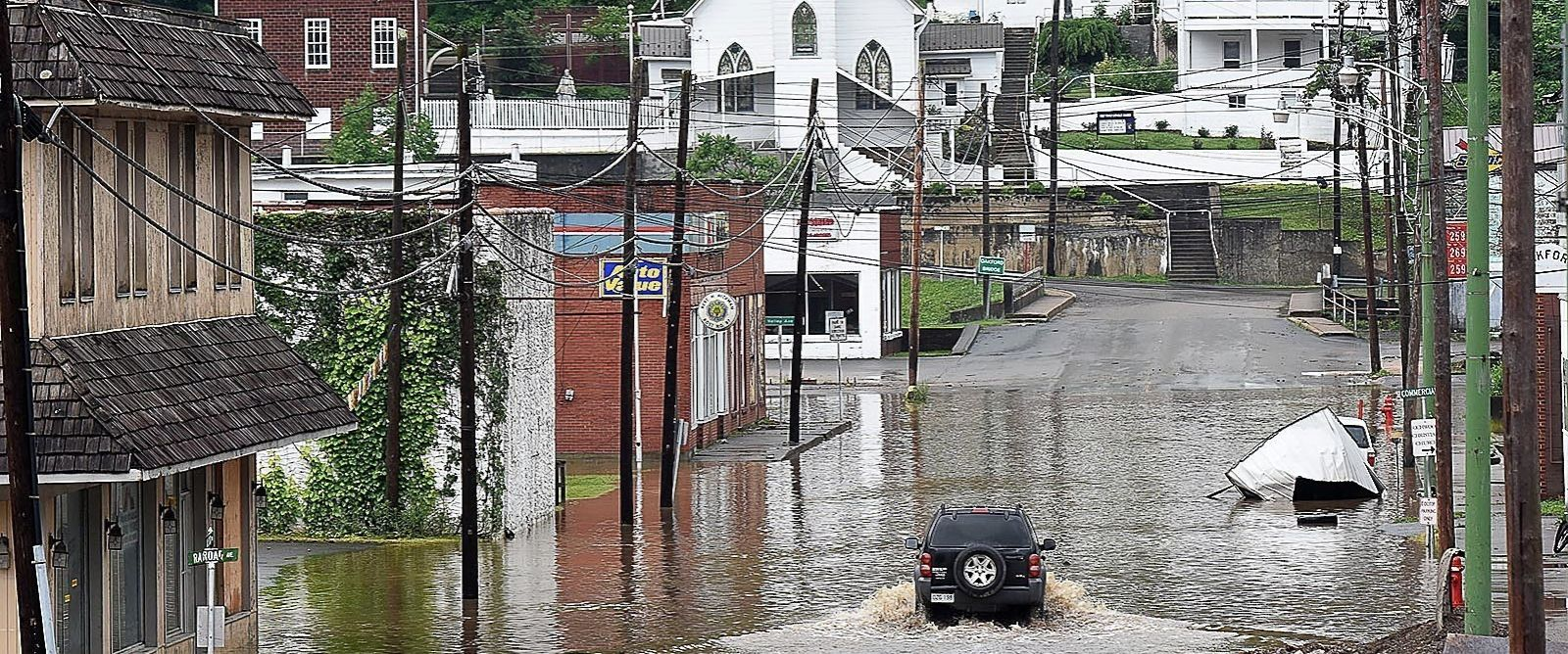 Inside Flooded Richwood, West Virginia: How the Devastated ...