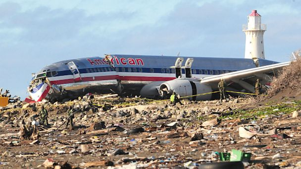 High Profile Plane Crashes With High Survival Rates Abc News