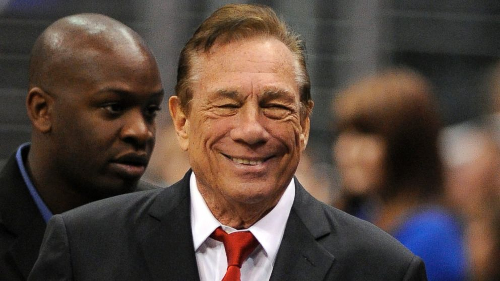 NAACP Willing to 'Forgive' Clippers' Donald Sterling After ...