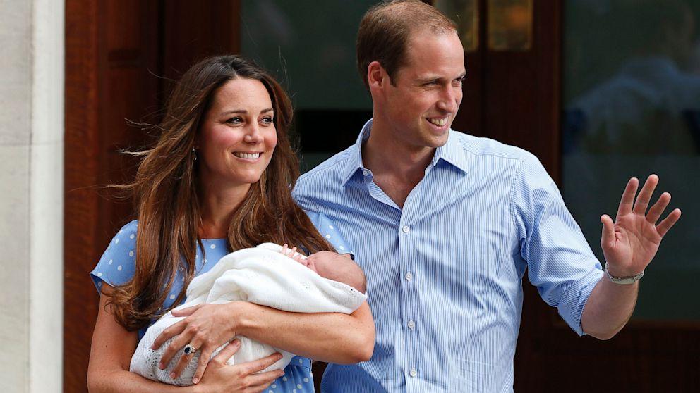 William Kate Baby Name