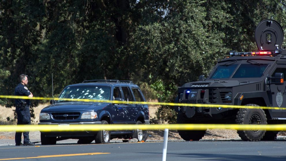 california bank robbery