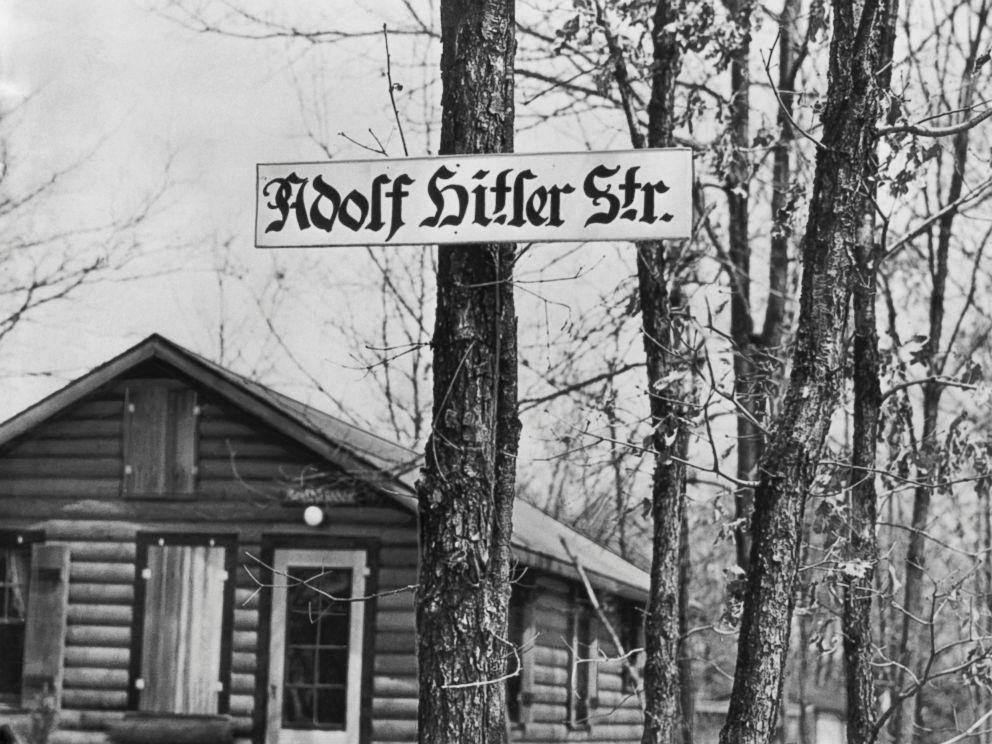 Long Island Neighborhood S Nazi History And Alleged Pro