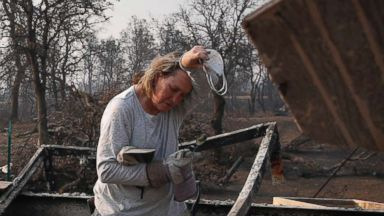 Trump's tariffs make lumber more expensive as California recovers from wildfires