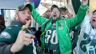 Super Bowl for the ages, super fans react