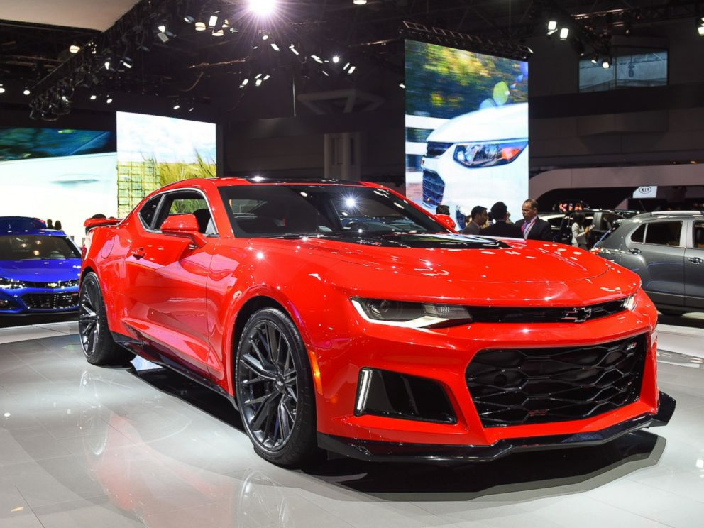 must see cars at the 2016 new york international auto show abc news. Black Bedroom Furniture Sets. Home Design Ideas