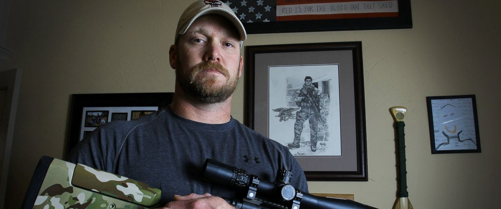Ex-Marine Convicted Of Killing 'American Sniper' Faces Life In Prison