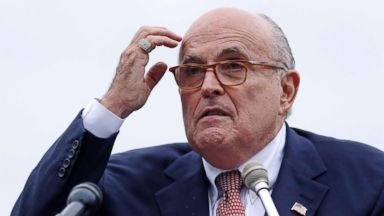 'I never said there was no collusion': Rudy Giuliani rants against Mueller investigation in CNN interview
