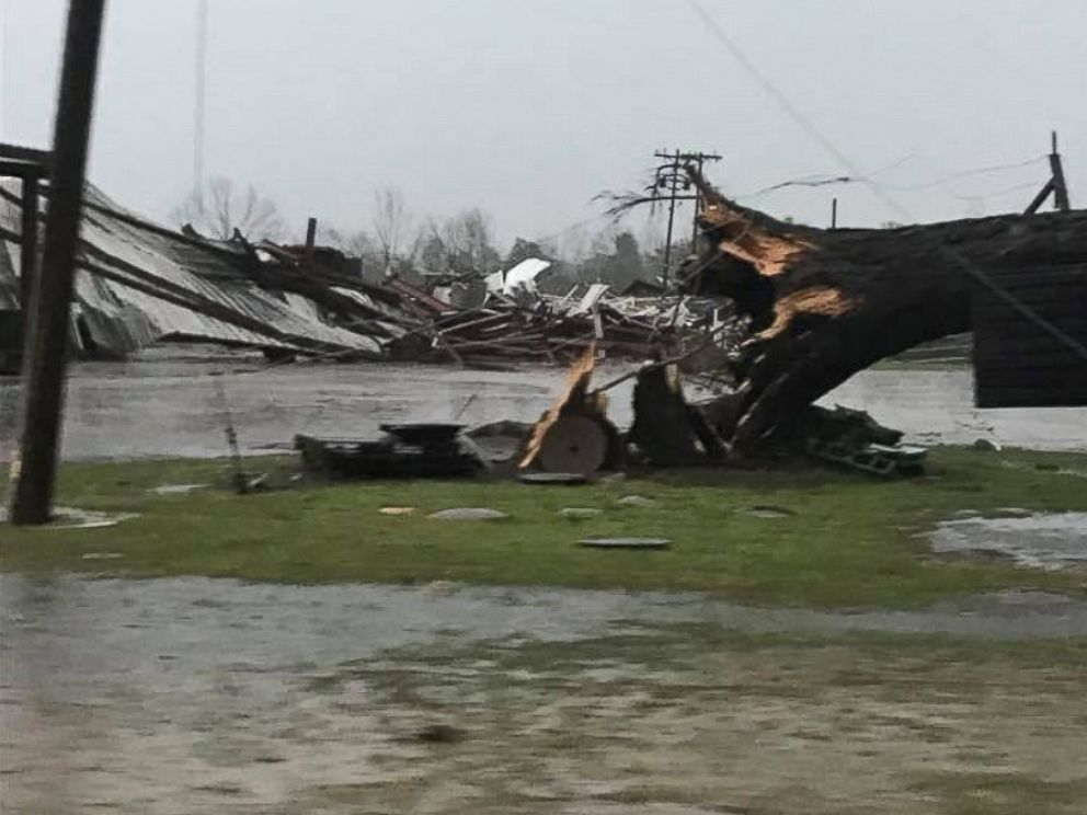 15 Dead Over 48 Hours as Tornadoes Wreak Havoc in the South