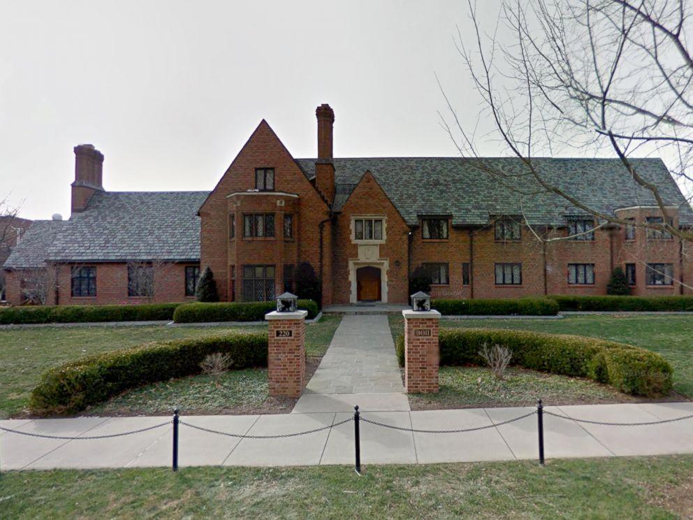 PHOTO: Beta Theta Pi fraternity house at Penn State.